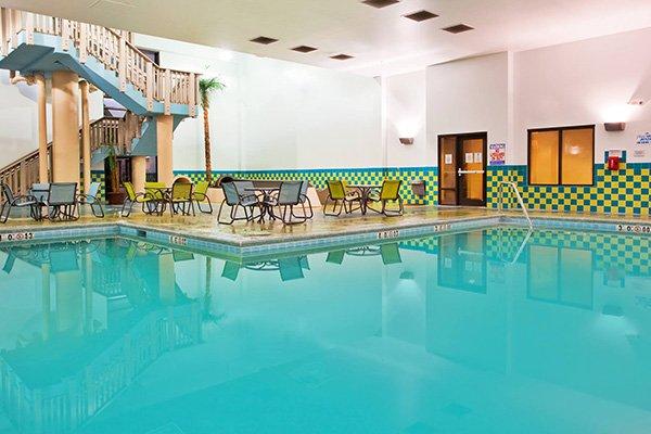 Hampton Inn - Bermuda Run Indoor Pool
