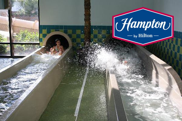 Hampton Inn - Bermuda Run Indoor Waterpark